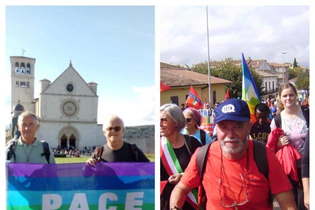 Giavenesi e valsusini insieme alla Marcia della Pace fra Perugia e Assisi