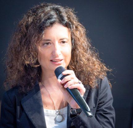 La giornalista torinese Marina Lomunno