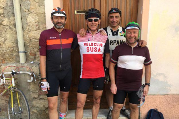 """Ciclismo, c'è anche un po' di Val di Susa fra gli """"Eroici"""" 2018"""
