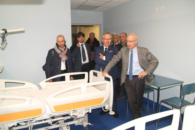 Avigliana, al Sant'Agostino 18 posti di continuità assistenziale