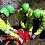 Trana, i soccorritori recuperano un altro cercatore di funghi ferito