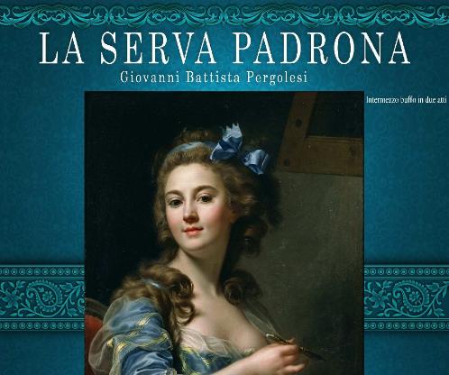 """""""La Serva padrona"""" in scena nella Chiesa dei Batù a Giaveno"""