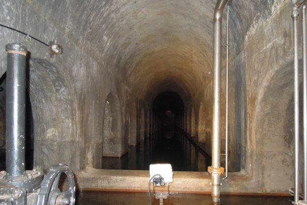 Viaggio nell'acquedotto di Sangano: una cattedrale dell'acqua che rifornisce ancora Torino