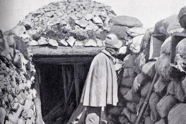 """""""Il Profumo del biancospino"""", un racconto di Claudio Rolando sulla Grande Guerra"""