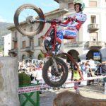 Il valsusino Gianluca Tournour è ancora vicecampione italiano di Trial