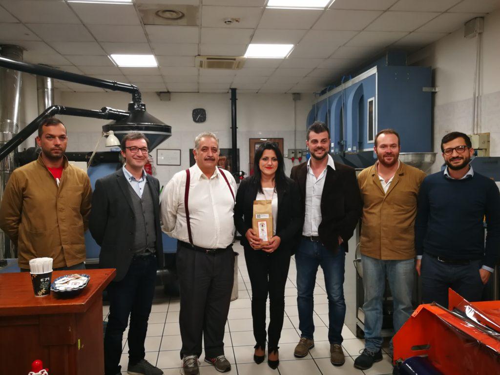 Dalla Sicilia alla Vasusa per imparare 'a tracciare' i prodotti