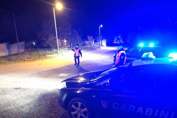 Raffica di controlli dei Carabinieri in Val di Susa: 80 persone identificate