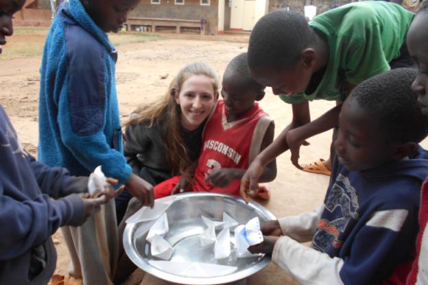 Il Kenya raccontato dalla giovane valsusina Cecilia Reyneri
