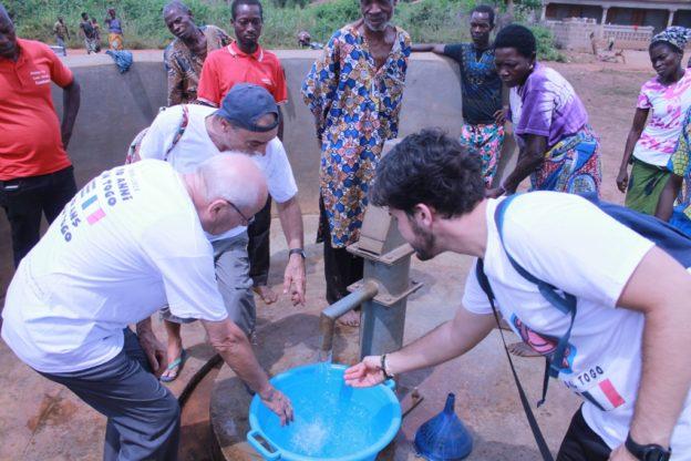 Missione in Africa per alcuni valsusini dell'associazione Tengo al Togo