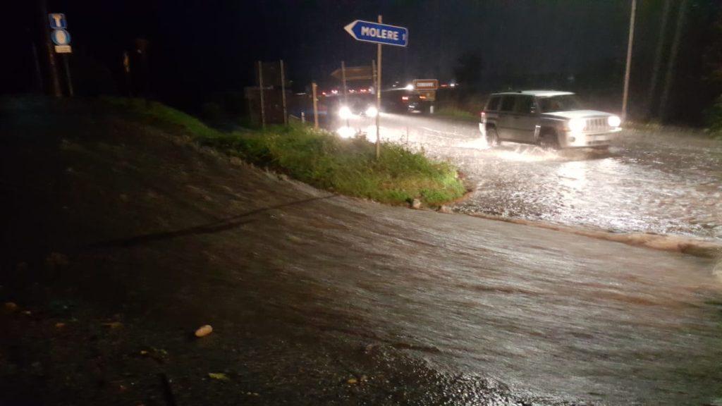 Centinaia di migliaia di euro di danni per il maltempo di inizio mese in Bassa Valsusa