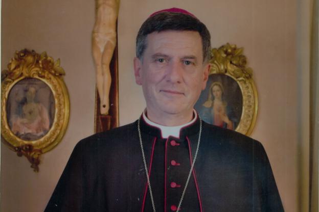 Giovedì 8, Monsignor Piero Delbosco torna ad Alpignano