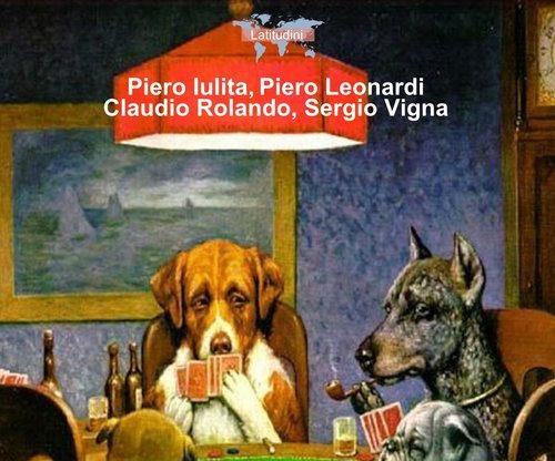 """Quattro amici dalla Val Sangone per un """"Poker d'assi"""""""