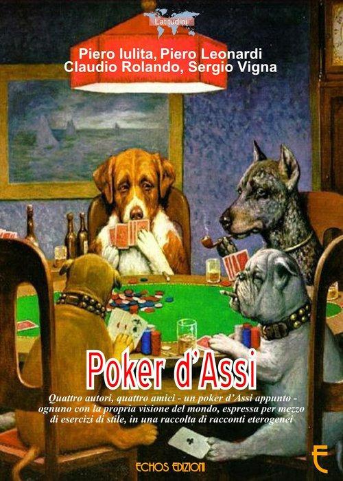 Trana, quattro autori per un Poker d'assi, venerdì 9 novembre