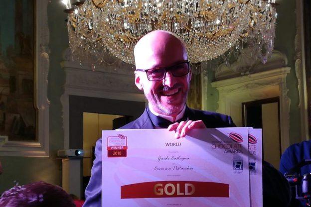Altre otto medaglie internazionali per il cioccolato di Guido Castagna