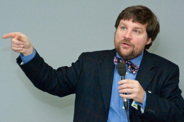 Il climatologo Luca Mercalli parla di Tav in Valsusa e di molto altro