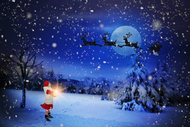 Ad Alpignano (e dintorni) torna il Babbo Natale Express