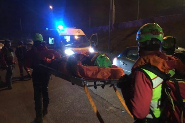 Donna di 43 anni si ferisce scendendo dal Monte Musinè