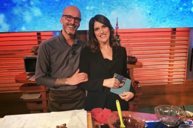 Il cioccolatiere giavenese Guido Castagna oggi ospite di Geo su Rai 3