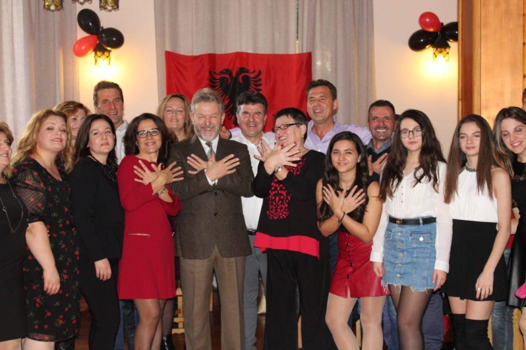 La comunità albanese di Susa e Bussoleno in festa
