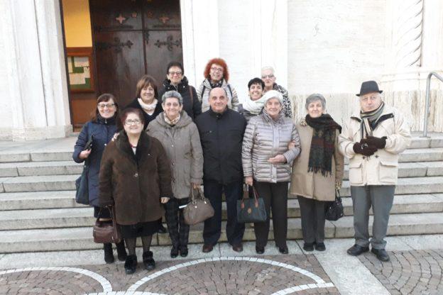 Gli adulti dell'Azione Cattolica in ritiro a Villa Lascaris