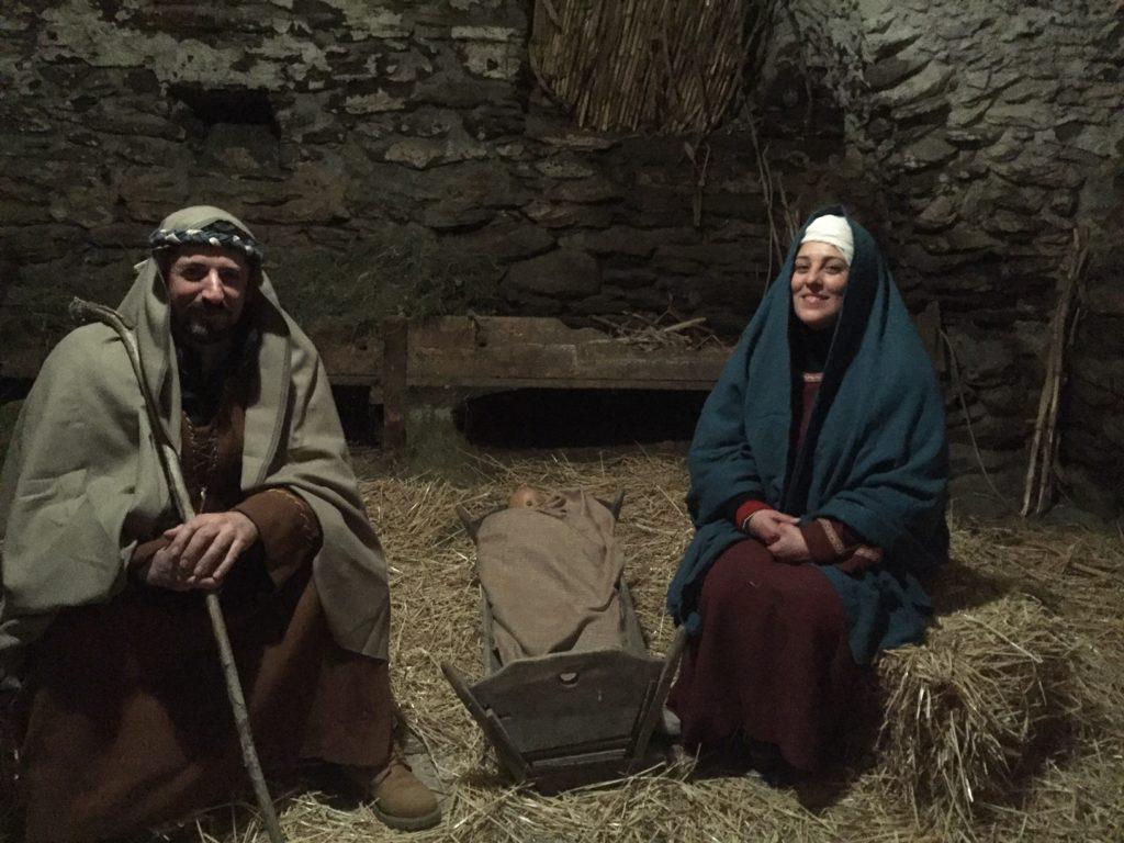 """A Novalesa sabato 22 dicembre ritorna """"Miracolo di una notte di Natale"""""""