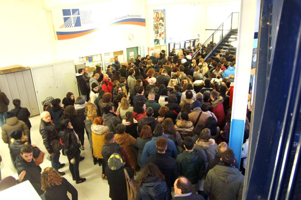 Avigliana, si presentano in 700 per 100 posti di lavoro nel nuovo centro commerciale