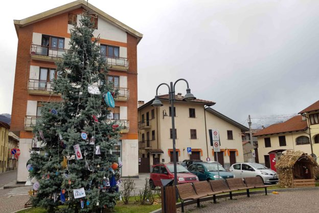 Sant'Antonino si veste per il Natale: le decorazioni e gli appuntamenti