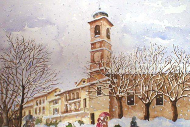 Profumo di Mandarini… Profumo di Natale, il racconto di Giorgetta Usseglio Gros
