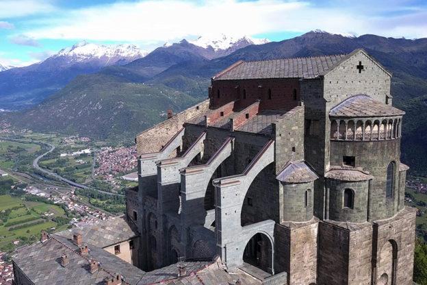 Tre milioni di euro per la Via Francigena in Val di Susa