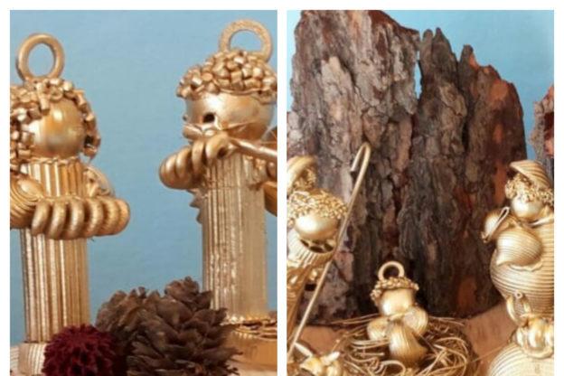 Mostra di presepi e mercatino di Natale per l'asilo di San Didero