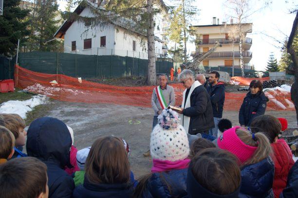 Una nuova scuola a Sauze d'Oulx: la prima CasaClima School del Piemonte