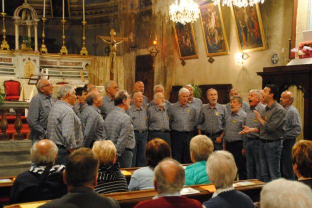 Bruzolo, giovedì 27 dicembre c'è il Coro Subalpino di Torino