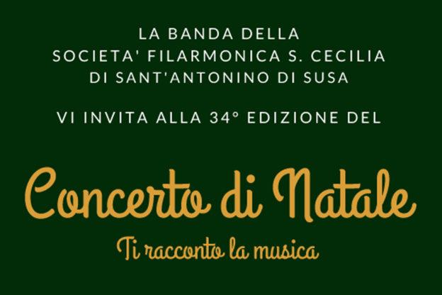 S.Antonino, domenica 23 il concerto di Natale della Società Filarmonica