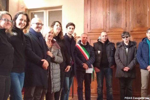 Il gruppo FIDAS Caselette premia i suoi donatori di sangue