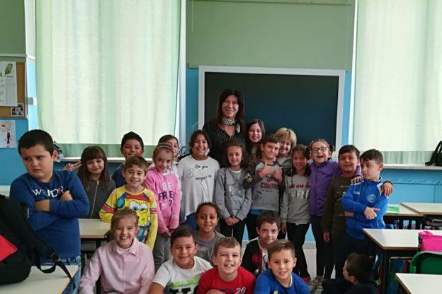 S.Antonino, alle scuole elementari la nuova lavagna touch