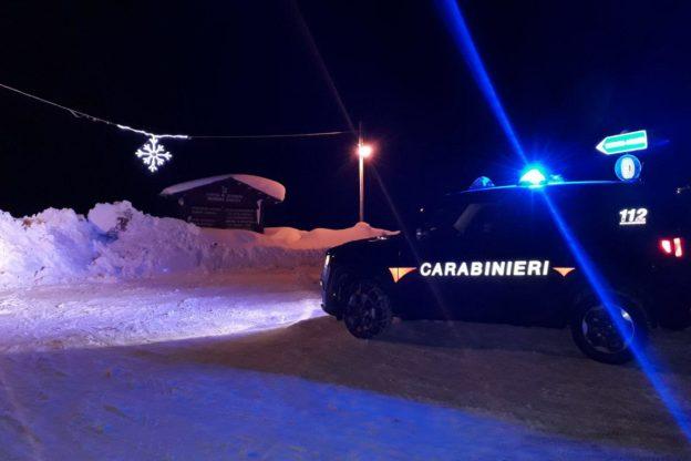 Capodanno di controlli dei Carabinieri in Alta Valle di Susa