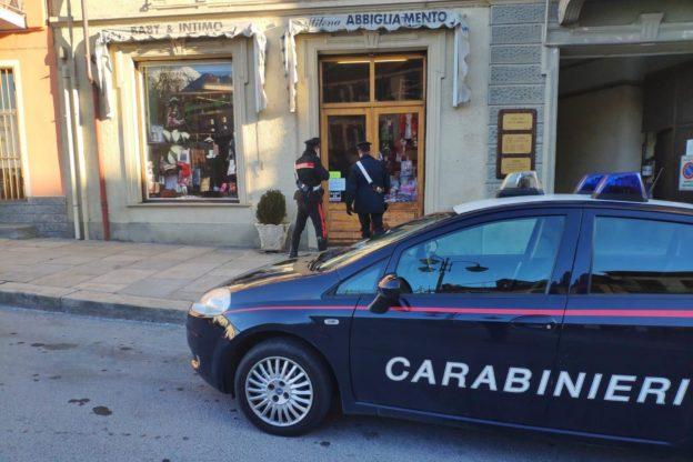 Rapina a Bussoleno, arrestata dai Carabinieri una ragazza di 24 anni