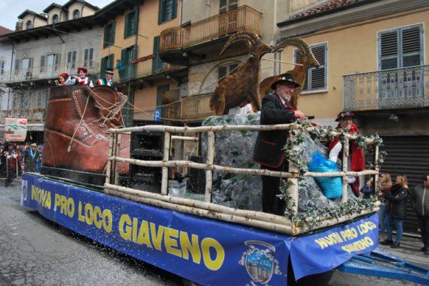 Grande attesa per la 69° edizione del Carnevale Giavenese