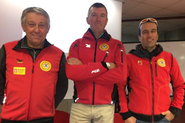 Il giavenese Giaj Arcota confermato presidente del Soccorso Alpino Piemontese