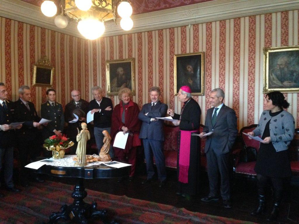 Vescovo di Susa e autorità cittadine si sono scambiati gli auguri