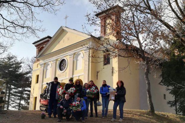 Caselette, intervista ai priori di Sant'Abaco 2019