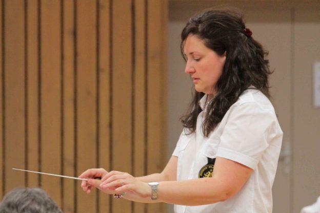 Michela Versino lascia la direzione della Filarmonica di Sant'Antonino