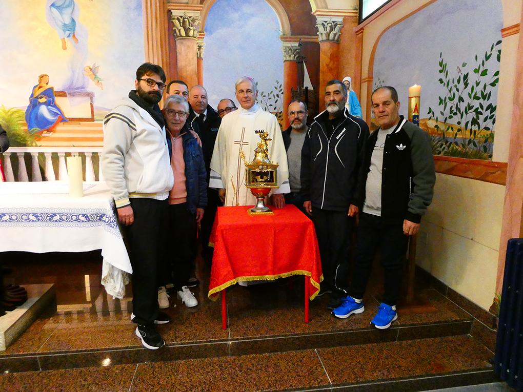 Spoleto, sventata un'aggressione all'arcivescovo, Mons. Renato Boccardo