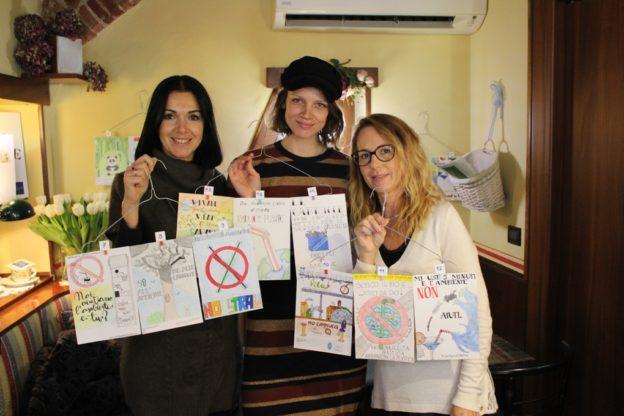 Giaveno, continua la campagna contro le cannucce di plastica