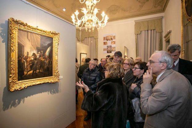 L'arte inedita di Francesco Gonin in mostra a Palazzo Lascaris