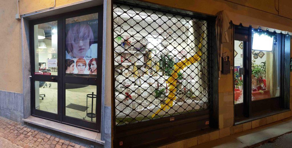 S.Antonino, danni a due negozi del paese durante la notte di Capodanno