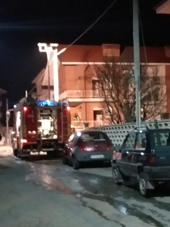 Giaveno, l'incendio di via Di Vittorio è stato causato da una fuga di gas