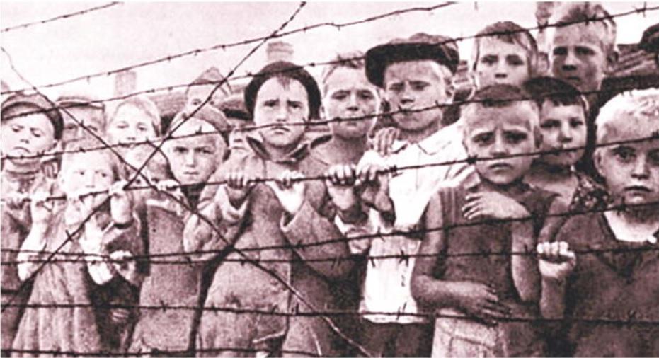 Giornata della Memoria  La Shoah dei bambini, storie di desolazione