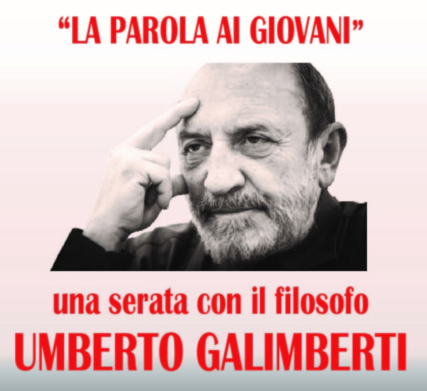 Giaveno, venerdì 25 gennaio c'è il filosofo Umberto Galimberti
