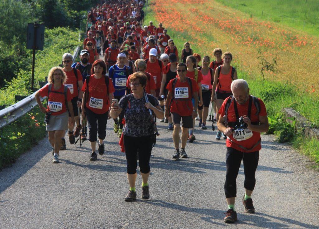 Spostata a settembre la Via Francigena Marathon Valdisusa 2020